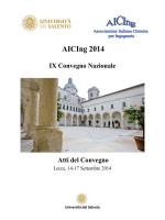 Full Version (PDF) - ESE - Salento University Publishing