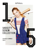 VARSITY DENIM collection
