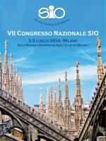 Programmi - Università degli Studi di Milano