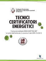 tecnici certificatori energetici - Collegio dei Geometri della Provincia