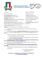 convocazione aree 1 - Comitato Regionale Lombardo Rugby