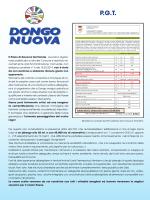 P.G.T. - Dongo Nuova 2014