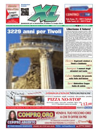3229 anni per Tivoli