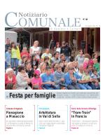 Festa per famiglie - Gemeindeblatt von Eppan und Kaltern