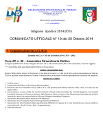 COM. UFF. 19 - F.I.G.C. Veneto