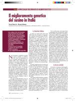 Il miglioramento genetico del susino in Italia