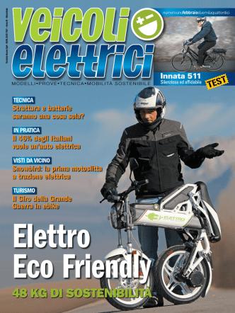48 KG DI SOSTENIBILITÀ - Elettro eco friendly