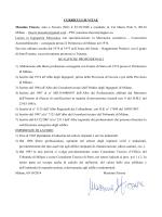 Fissore - Ordine degli Ingegneri della Provincia di Milano