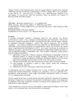 Allegato tecnico n. 2