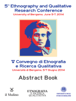 Abstract Book - Comments on