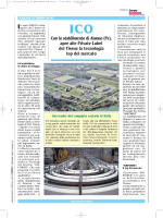 Mercato Italia Tissue: ICO Industria Cartone