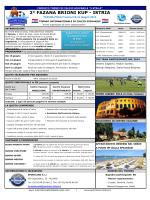 croazia istria cup - Tornei Internazionali di Calcio Amatoriale e