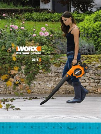 Catalogo Worx