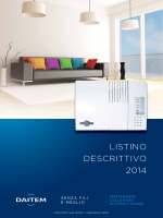 Catalogo DAITEM 2014