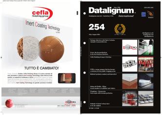 Datalignum n° 254, Maggio/Agosto 2014