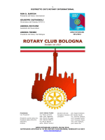 NOT. 25 TREBBI - Rotary Club Bologna