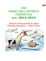 versione integrale del POF 2013-2014