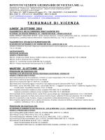 tribunaledivicenza - Istituto Vendite Giudiziarie di Vicenza