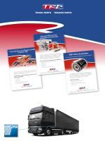 TRP Filtro Essicatore - PACCAR PARTS MAX CARD