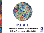 Andrea Zaniboni- Fondazione PIME Onlus