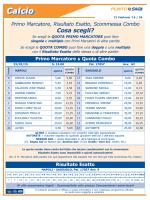 quota combo - Punto Snai Marche