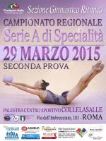 II prova - Confsport Lazio