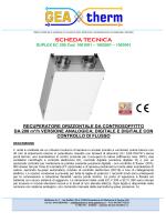 Scheda Tecnica Duplex EC ECD CF 200 MC