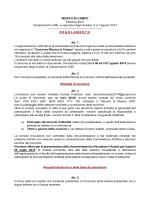 MUSICA IN CAMPO Edizione 2014 Campomarino (CB), Lungomare