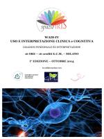 WAIS-IV USO E INTERPRETAZIONE CL