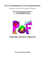piano offerta formativa a.s. 2013_14