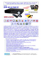 DVR 40 LG 960 D1