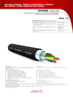 FR2OHR - 0,6/1 kV
