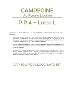CAMPEGINE P.P.4 – Lotto L