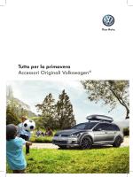 Accessori Originali Volkswagen (PDF)