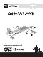 42459.2 Sukhoi Su-29MM BNF Basic book.indb