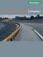 barriere stradali in legno e acciaio - arredourbano