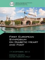 scheda di iscrizione - Piede Diabetico del Dr. Cristian Nicoletti