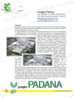Gruppo Padana - Clamer Informa