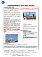 programma medjugorje generico 2014 da catania