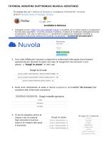 TUTORIAL REGISTRO ELETTRONICO NUVOLA: SCRUTINIO