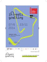 Innesti/grafting - La Direzione generale per il paesaggio, le belle arti