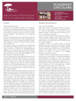 1. Rundbrief 2014/15 - Deutsche Schule Rom