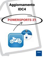 Aggiornamento IDC4 Powersports 21