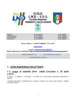 comunicato 44 del 23/01/2014