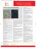 Electro Graphics Eplus - CAD elettrico per progettazione impianti