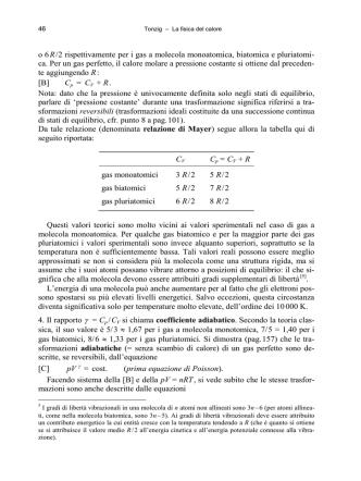 Calori specifici - Giovanni Tonzig