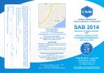 Brochure programma 5 aprile
