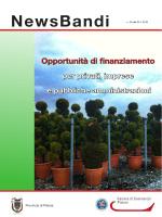 NewsBandi - Provincia di Pistoia