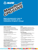 Mapefloor CPU/COVE Mapefloor CPU/COVE