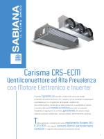 Carisma CRS-ECM